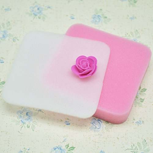 Foam Pad - Shapes Mat Shaping Foam Pad Sponge Gum Paste Baking Decorating  2pcs - Fitness Detailing Double Foam Attachment Hand Standing Craft Head
