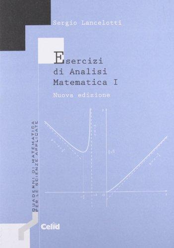 Esercizi di analisi matematica 1
