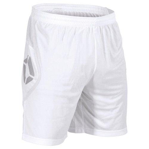 Stanno Pisa Short (ohne Innenslip) - white, Größe Stanno:116