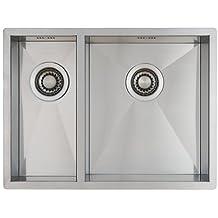Lavello per cucina in acciaio inox inossidabile / lavandino MIZZO