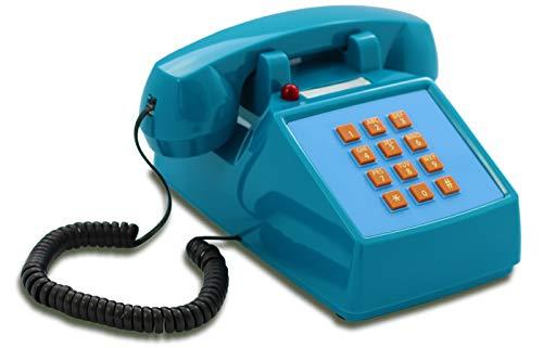 OPIS PushMeFon Cable: teléfono Fijo Retro Teclado