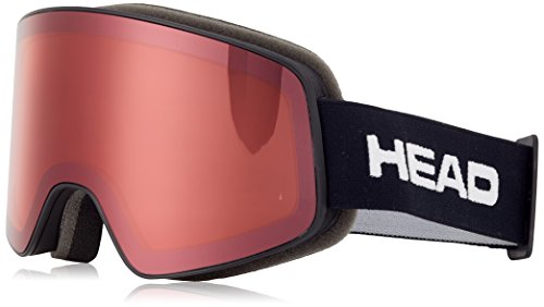 HEAD Horizon TVT Skibrille, Red, One Size