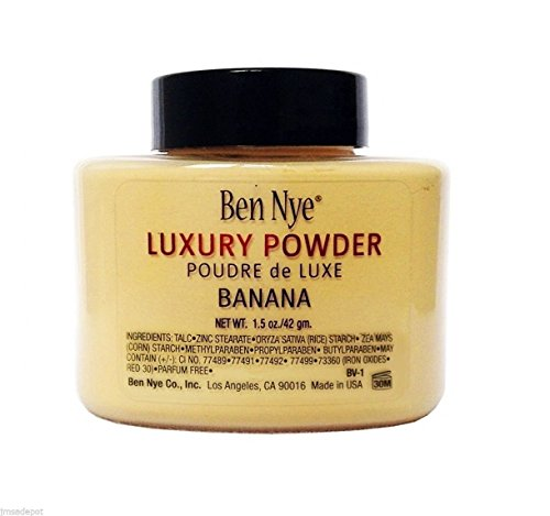 Ben Nye Luxury Powders – Banana 1.5oz by Ben Nye