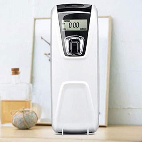 Cartey Automatische Lufterfrischer Lichtsensor Aerosol Spender Wand montiert WC-Aerosol Auto 300 ml Parfüm Spender für Home