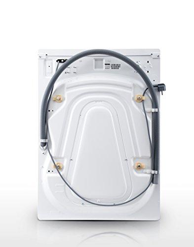 Bauknecht WAK 83 Waschmaschine FL / A+++ / 193 kWh/Jahr / 1400 UpM / 8 kg / 11000 L/Jahr / Mengenautomatik /Unterbaufähig / weiß - 10