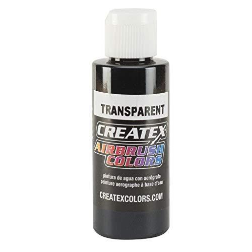 Createx 60 ml Farbe Transparent Airbrush schwarz (TINTING BLACK)