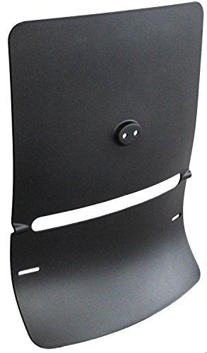 Preisvergleich Produktbild Ersatzteil Rückenschale schwarz für Steelcase Please (New Please)