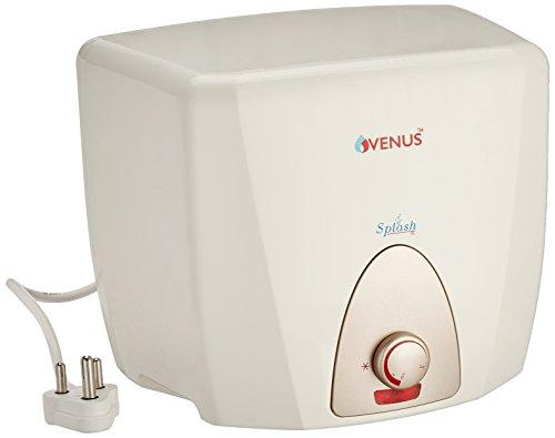 Venus Spalsh 6GL 3000-Watt Vertical Water Heater (Gold)