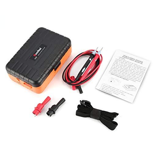 RuoShui 60B + 1000V Medidor de resistencia de aislamiento de rango automático...