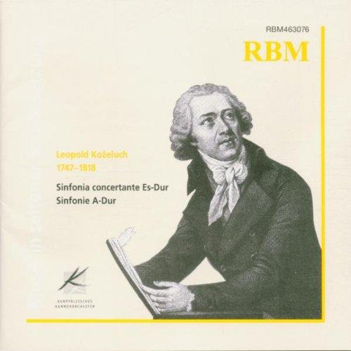 Sinfonia Concertante / Sinfonie