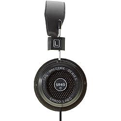 Grado Prestige Series - Auriculares de diadema abiertos, negro