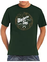 Touchlines Herren T-Shirt Winchester and Sons