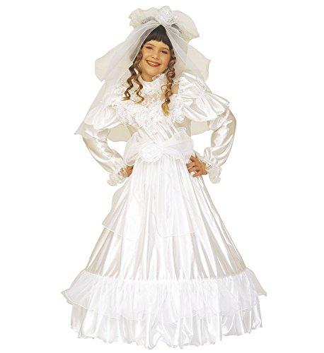 Braut Michelle Kostüm für Mädchen Gr. (Kostüme Kinder Für Prinzessin Braut)