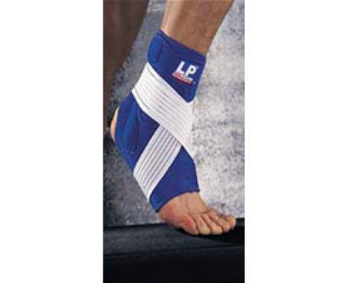 LP SUPPORTS Ankle Support With Stay & Strap , XL by LP Supports