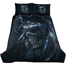 Gothic Bettwäsche 200x200 Suchergebnis Auf Amazonde Für