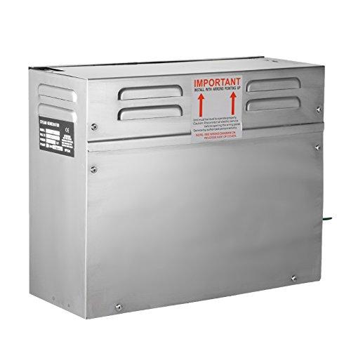 BuoQua 6KW Dampfgenerator Dusche Dampferzeuger Sauna Für Dampfbad Dampfdusche Und Dampfbäder Private Und Gewerbliche Dampfgerät - 4