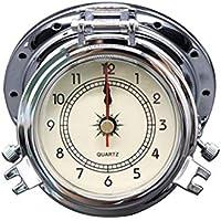 Vosarea Auto-Modifizierung, für Quarz-Uhr, Retro-Stil, Rom