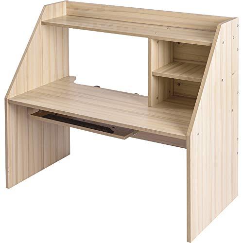 Zhedan scrivania portatile, tavolo per laptop regolabile, vassoio colazione pieghevole per divano, supporto lettura porta notebook, per divano letto per bambini