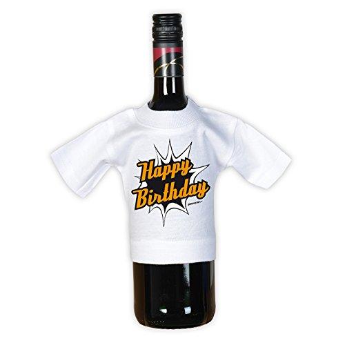 Geburtstags/Spaß/Fun-Shirt-Set inkl. Mini-Shirt/Flaschendeko: Premium alles Original -fast- Vintage garantiert echt seit 1967 zur Perfektion gereift Schwarz