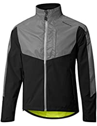 Altura Night Vision Evo 3 Chaqueta Impermeable, Hombre, Charcoal/Reflective, 3XL