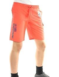 Solamode - Corta coral fluorescente chico - geográfica Noruega - Quatino Boy - moda-