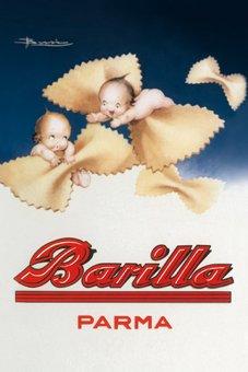 barilla-nudeln-pasta-schmetterlinge-blechschild-gewolbt-neu-20x30cm-vs2405a