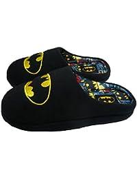 Cómic de Batman tira de cómic Zapatillas Novedad Estampado Hombre Zapatillas