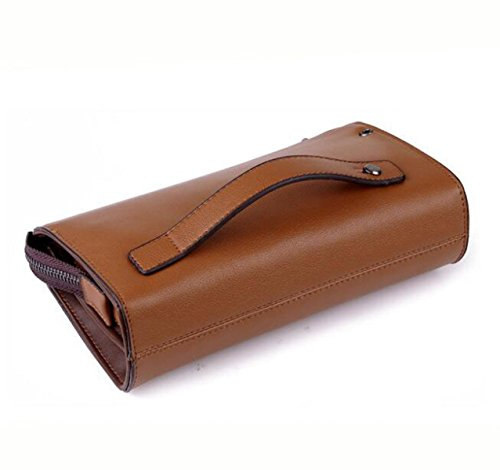 Borsa A Mano Borsa A Mano Borsa Borsa Borsa Borsa Moda Pacchetto Business Pacchetto Semplice Semplice Selvatico Brown
