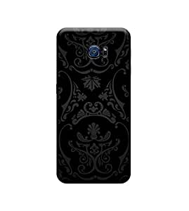 Kratos Glossy Finishing Back Cover For Samsung Galaxy S6 edge (Elite)