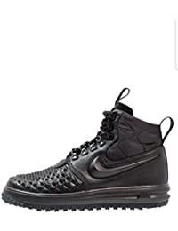 los angeles b9ad7 e219b Nike Lf1 Duckboot  17 Chaussures de Basketball Homme, Noir Black Anthracite  002,