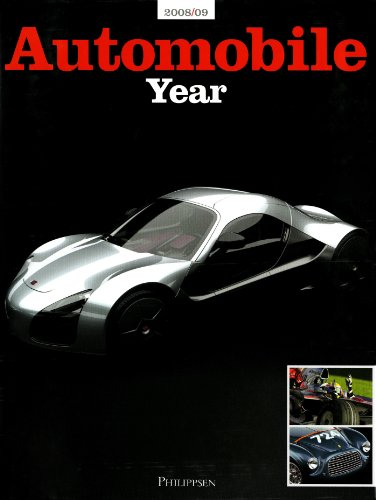 Automobile Year: v. 56