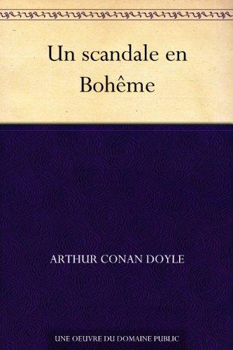 Couverture du livre Un scandale en Bohême