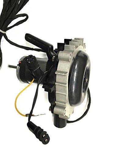 geeignet für Webasto Teile Verbrennung Gebläse Motor/Lüfter 24V (Gebläse Verbrennung)