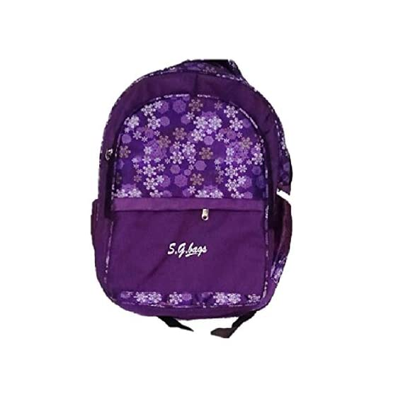 Generic Kids Purple Backpack_44x31x18 cm
