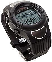 Sunny Health & Fitness Unisex Adult Plw-003B Pedometer Wrist Watch - Black, One