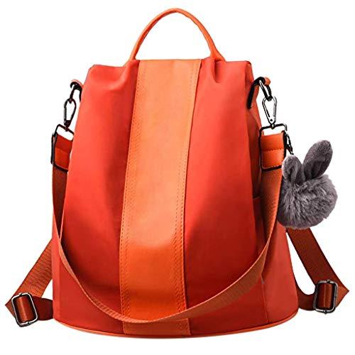 Maleya Damen Kaninchen Messenger Wasserdichte Handtasche Totes Schulter Rucksäcke Taschen großartige weiche italienische Leder Piping Detail Leder Cabrio Einzelner Schulter Tote Tasche