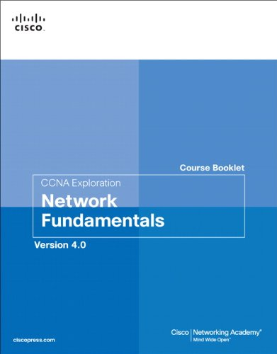 CCNA Exploration Course Booklet: Network Fundamentals, Version 4.0 (Course Booklets) por Cisco Networking Academy