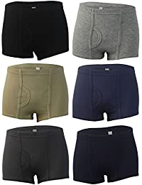 Bodycare Solid Boys Trunk Pack of 6