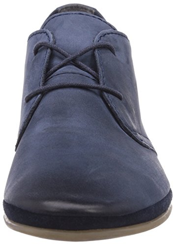 Tamaris 23204, Oxford stringata donna Blu (Blau (Navy 805))