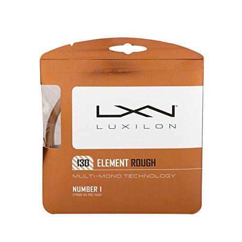 Unisex 1.25 mm Colore Oro 12.2 m Luxilon WRZ997110 Corda da Tennis 4G