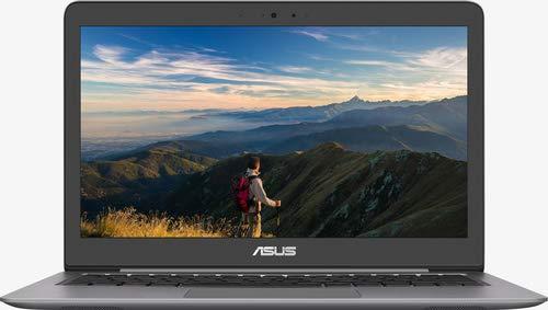 """ASUS UX310UF-FC038T Notebook con Monitor da 13.3"""" FullHD, Intel Core i7-8550U, 8 GB di RAM, SSD da 512 GB, Grigio [Layout Italiano]"""