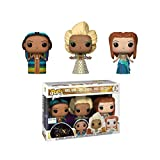 FunKo Figurine Disney Wrinkle In Time - 3-Pack The 3 Mrs Exclu Pop...