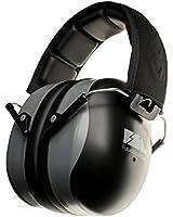 FSL Decimate Safety Earmuff / Ear Defender for Shooting, Drumming, DIY, Studying, Construction - NRR 34 dB - 3 Year Warranty