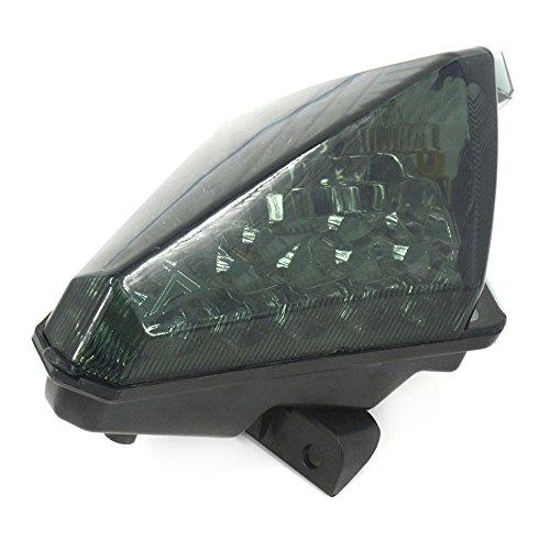 Un Xin LED Queue de Frein arri/ère Tour Signal lumi/ère arri/ère pour Kawasaki Zx6r 2007 2008/Zx10r 2008