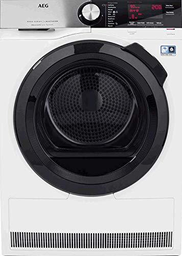 AEG T8DSC949R 8000 Series 9 kg Heat Pump Tumble Dryer White