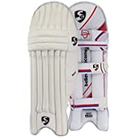 SG Test Cricket Batting Leg Guard Pads Right and Left (Color May Vary)