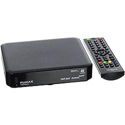 Humax TN8000HD Tuner Oui (Mpeg4 HD)
