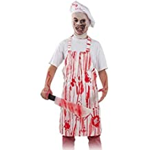 DISBACANAL Disfraz Cocinero Halloween para niños - Único ded734d4e22