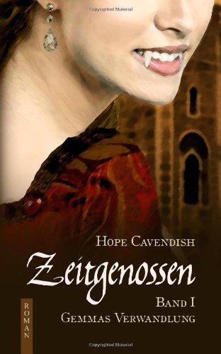 Buchseite und Rezensionen zu 'Gemmas Verwandlung (Zeitgenossen, Band 1)' von Hope Cavendish