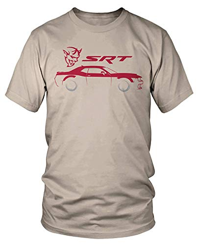 Men's Dodge Challenger SRT Demon T-Shirt XL -